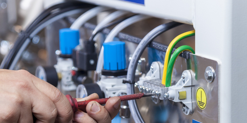 Electrical and mechanical maintenance services to our dosing systems