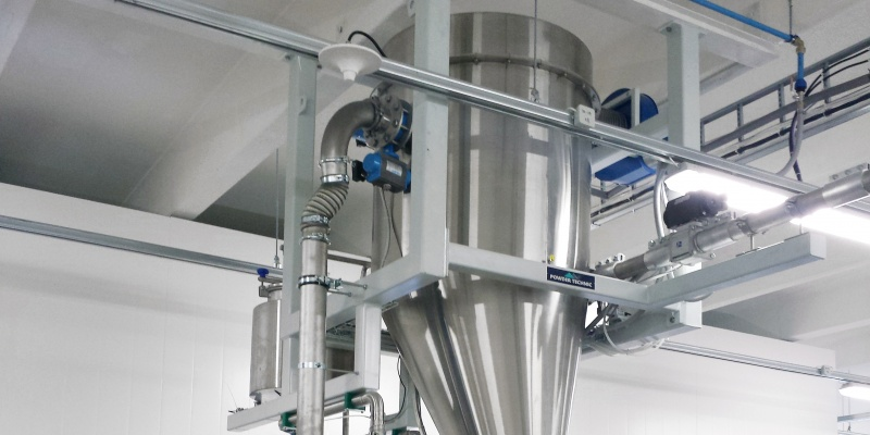 Minimize your labour costs and possibilities for human errors by fully automatic dosing system connected to an automatic mixer